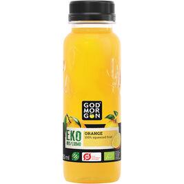6kpl God Morgon Orange appelsiinimehu luomu 0,25l