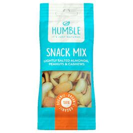 Humble Snack Mix pähkinäsekoitus luomu 25g