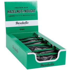 12kpl - Barebells Hazelnut & Nougat proteiinipatukka 55g