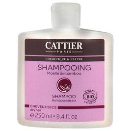 Cattier Paris Bamboo Extract shampoo kuiville hiuksille 250ml