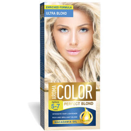 Aroma Color Perfect Blond hiusten vaalennusaine 5-7 astetta 45ml