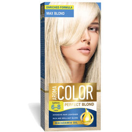 Aroma Color Perfect Blond hiusten vaalennusaine 6-8 astetta 45ml