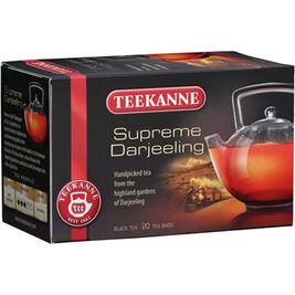 Teekanne Supreme Darjeeling musta tee 20ps