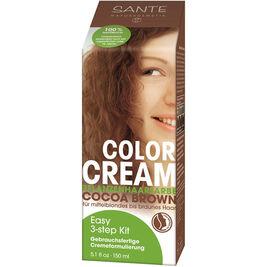 Sante Color Cream Cocoa Brown kasvihiusväri 150ml