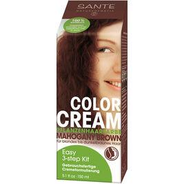 Sante Color Cream Mahogany Brown kasvihiusväri 150ml