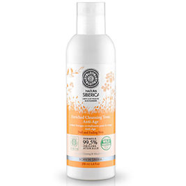 Natura Siberica Enriched Cleansing Tonic Anti-Age kasvovesi 200ml