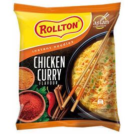 24kpl Rollton Asia Chicken Curry nuudeli 65g