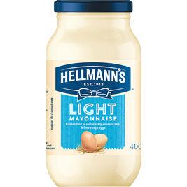 Hellmann's Light Mayonnaise majoneesi 400g
