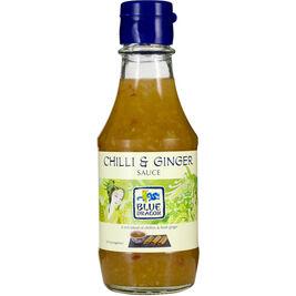 Blue Dragon Chili & Ginger Sauce maustekastike 190ml