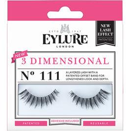 Eylure 3 Dimensional Naturals 111 irtoripset