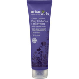 Urban Veda Radiance Daily Facial Wash puhdistusgeeli 150ml