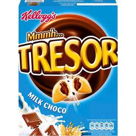 Kellogg's Tresor Milk Choco muro 375g