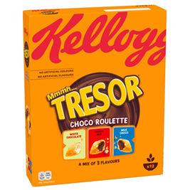 Kellogg's Tresor Choco Roulette murot 375g