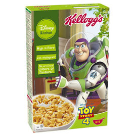 Kellog's Disney Toy Story murot 350g