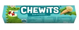 24kpl Chewits Ice Cream hedelmätoffeepatukka 29g