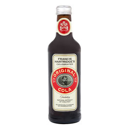 12kpl Hartridges Original Cola virvoitusjuoma 330ml
