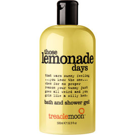 Treaclemoon Those Lemonade Days Bath & Shower suihkugeeli 500ml