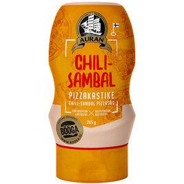 Auran Chili-sambal pizzakastike 285g