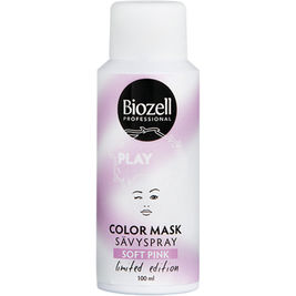 Biozell Color Mask Soft Pink sävyspray 100ml