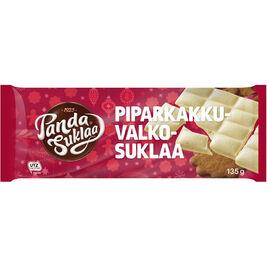 Panda Piparkakku-Valkosuklaa suklaalevy 135g