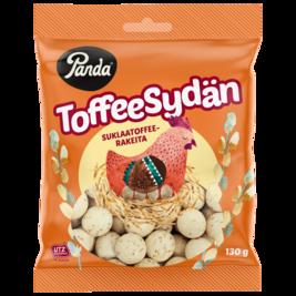 Panda Toffeesydän suklaatoffeerae 130g