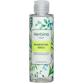 Herbina Puhdistusgeeli kasvoille 150ml