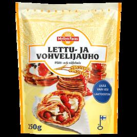 Myllyn Paras Lettu- ja Vohvelijauho laktoositon 250g