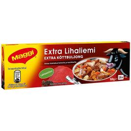 16kpl - Maggi Extra Lihaliemi 168g