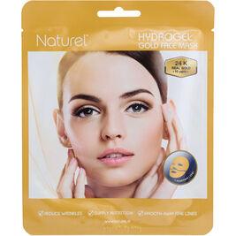 Naturel Hydrogel Gold Face Mask kasvonaamio