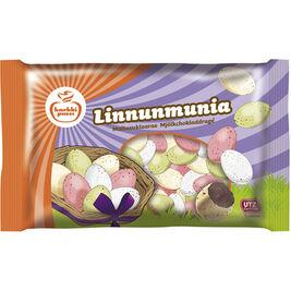 Karkkipussi Linnunmunia maitosuklaarae 240g