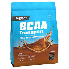 SportLife Nutrition BCAA Transport Cola aminohappojuomajauhe 300g