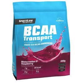 SportLife Nutrition BCAA Transport Watermelon & Raspberry aminohappojuomajauhe 300g