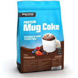 SportLife Nutrition Protein Mug Cake proteiini-mukikakkujauhe 500g