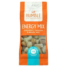 Humble Energy Mix pähkinäsekoitus luomu 30g