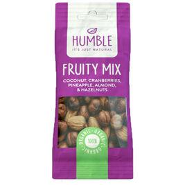 Humble Fruity Mix pähkinäsekoitus luomu 30g