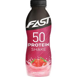 FAST Protein 50 Shake mansikka 500ml