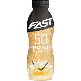 FAST Protein 50 Shake vanilja 500ml