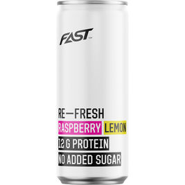 FAST Re-Fresh Raspberry-Lemon virvoitusjuoma 330ml