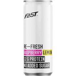 FAST Re-Fresh Raspberry-Lemon virvoitusjuoma 330ml