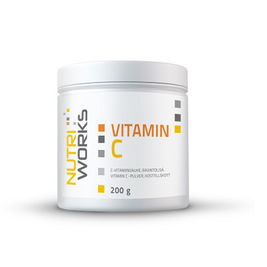 Nutri Works C-vitamiinijauhe 200g