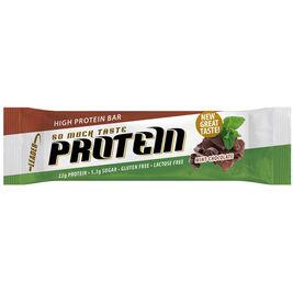 24kpl Leader Protein Mint Chocolate proteiinipatukka gluteeniton 61g