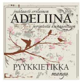 Adeliina Mango pyykkietikka 500ml