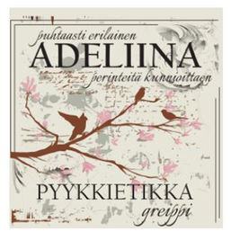 Adeliina Greippi pyykkietikka 500ml