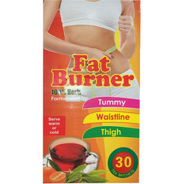 Fat Burner yrttitee 30ps