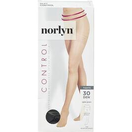 Koko 44-48 Norlyn Silky Control sukkahousut 30den Black