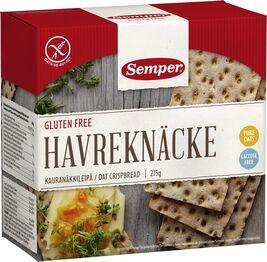 Semper Kauranäkkileipä gluteeniton  215g