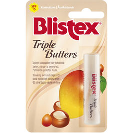 Blistex Triple Butters huulivoide 4,25g