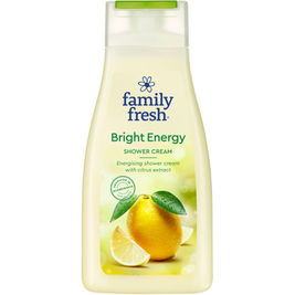 Family Fresh Bright Energy suihkusaippua 500ml