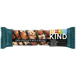 12kpl BE-KIND Dark Chocolate Nuts & Seasalt pähkinäpatukka 40g