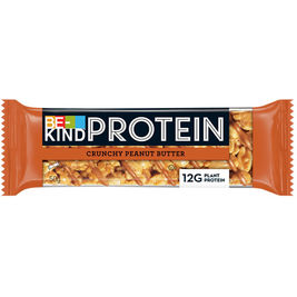 12kpl BE-KIND Protein Crunchy Peanut Butter proteiinipatukka 50g
